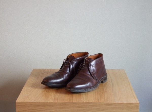 Alden Brown Chukka Boots