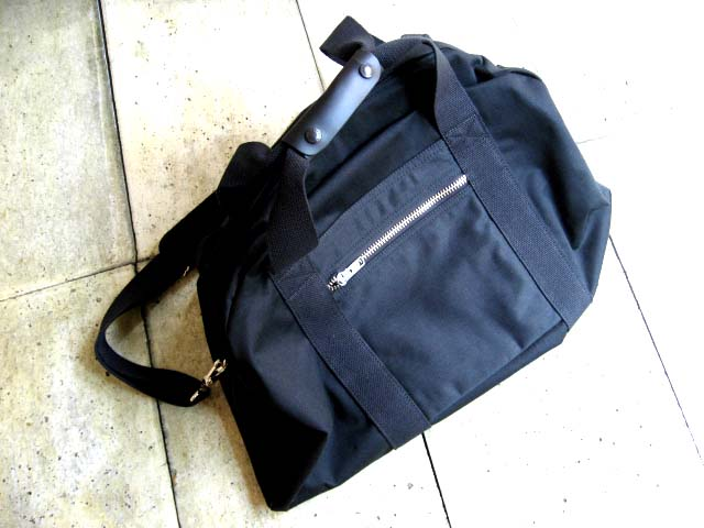 Engineered Garments Duffle Bag - Black