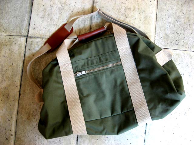 Engineered Garments Duffle Bag - Green