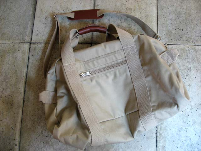 Engineered Garments Duffle Bag - Tan