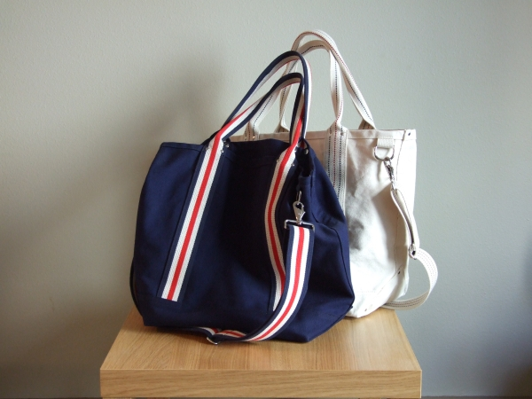 Engineered Garments Canvas Spring Totes