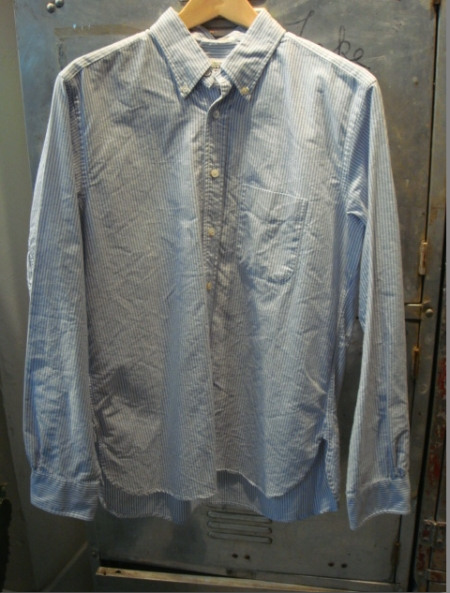 Engineered Garments Workaday Oxford Shirt