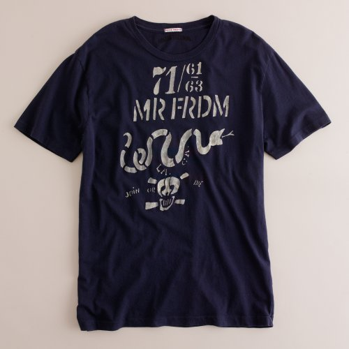 Mister Freedom tshirt for J.Crew - 2