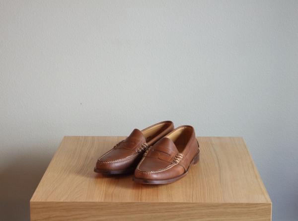 Ralph Lauren Beefroll Penny Loafers
