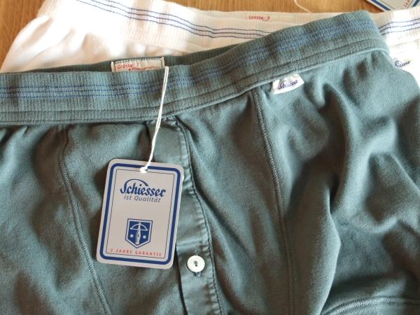 Schiesser Revival Underwear