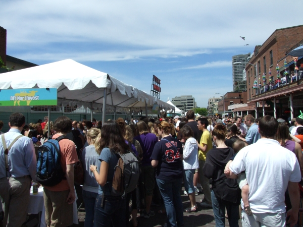 Seattle Cheese Festival 2009