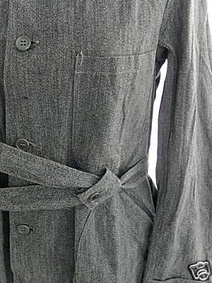 Vintage Workshop Coat - Chest Pocket