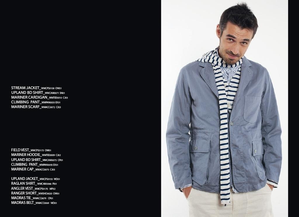 Woolrich Woolen Mills S/S2009 Lookbook p1