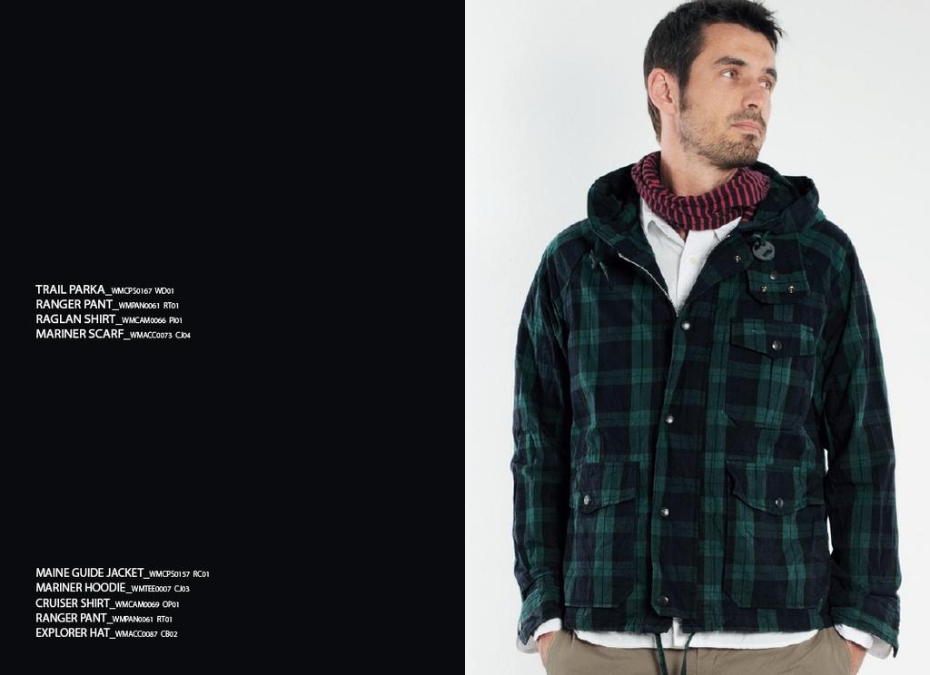 Woolrich Woolen Mills S/S2009 Lookbook p10