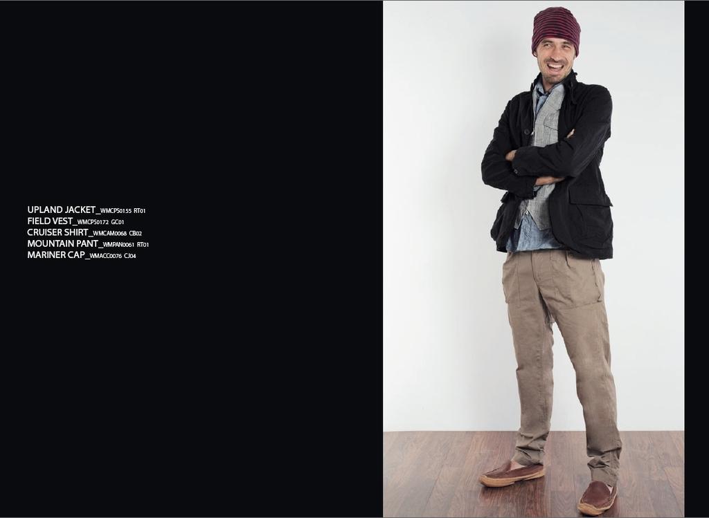 Woolrich Woolen Mills S/S2009 Lookbook p14