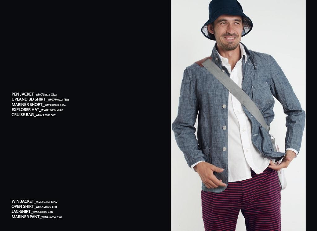 Woolrich Woolen Mills S/S2009 Lookbook p4
