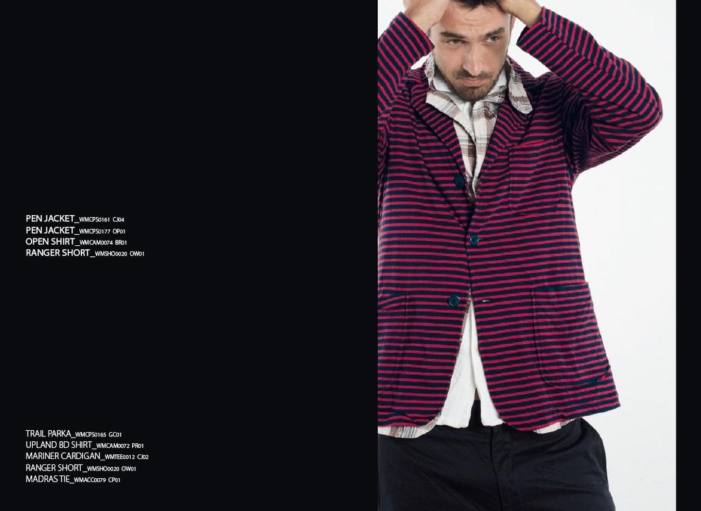 Woolrich Woolen Mills S/S2009 Lookbook p6