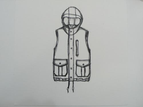 Woolrich Woolen Mills Drawing