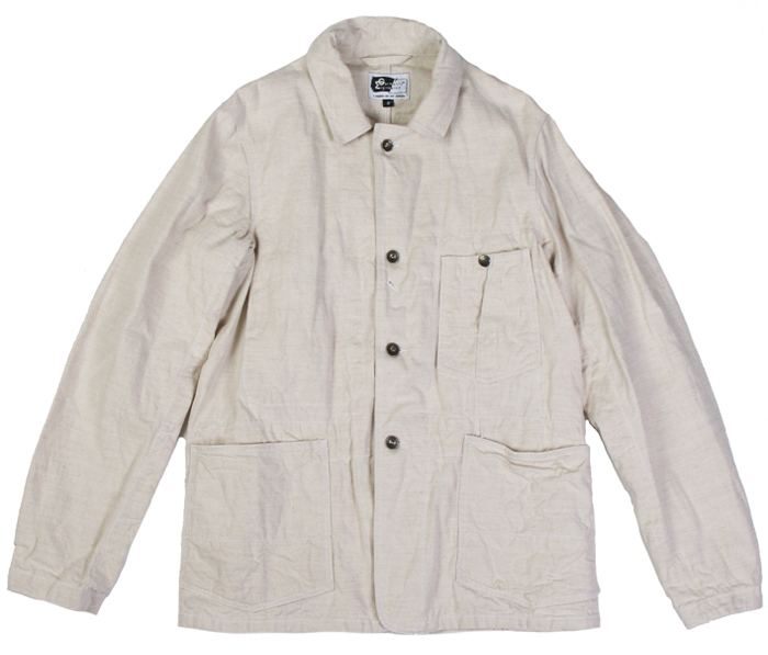 Engineered Garments Engineer Jacket - Natural 1
