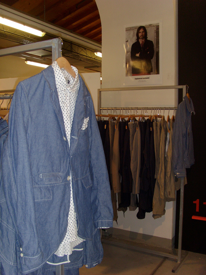 Engineered Garments S/S2010 Pitti