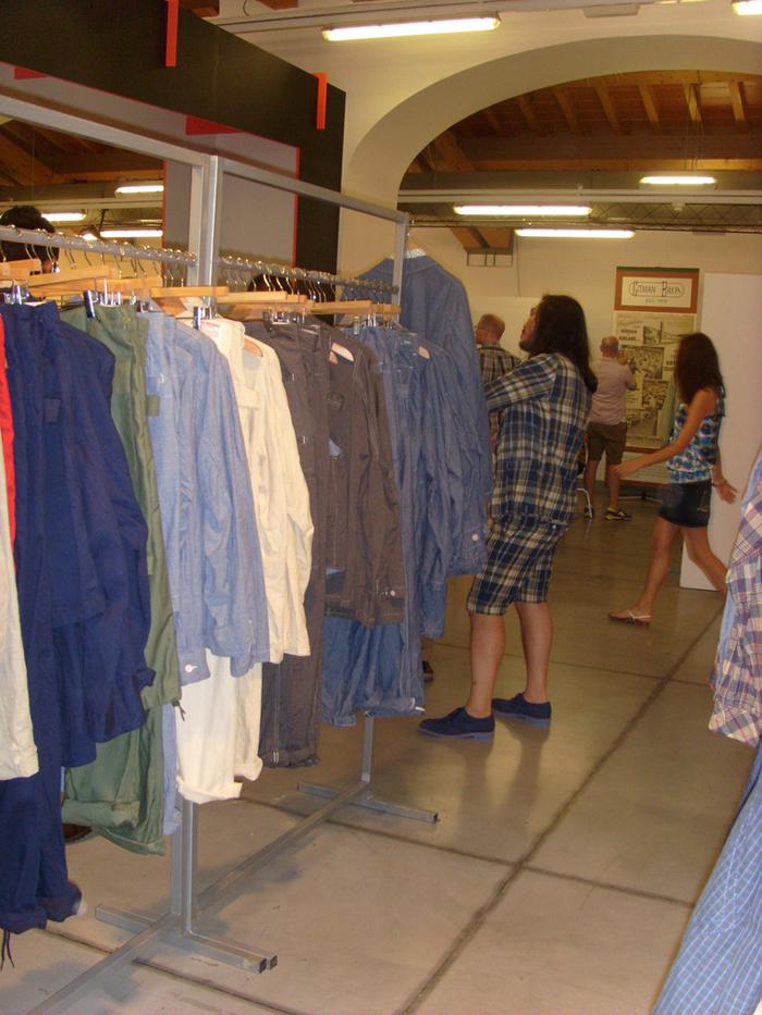 Engineered Garments S/S2010 Pitti