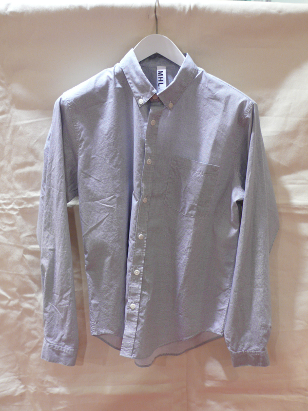 MHL Shirt F/W2009