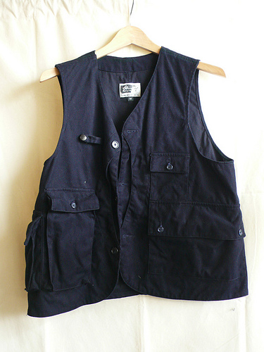 Engineered Garments Steelhead Vest