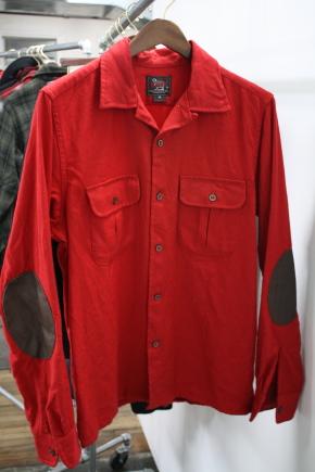 Woolrich Woolen Mills Red Shirt