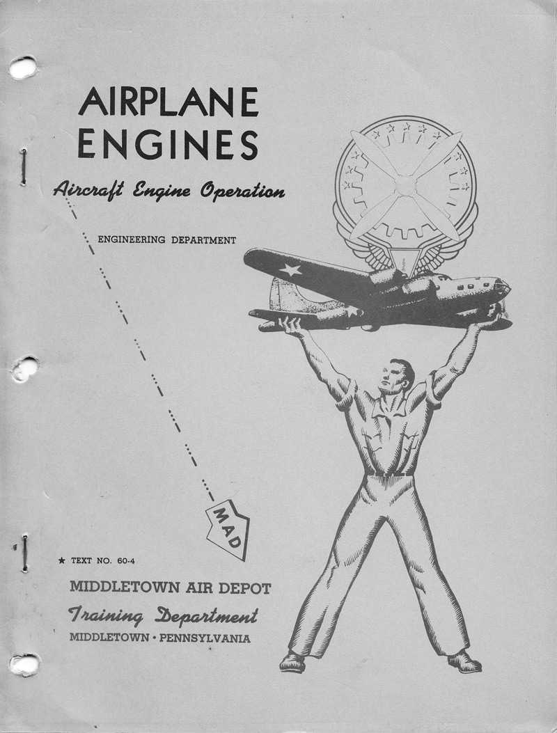 Airplane Engine Manual - 1