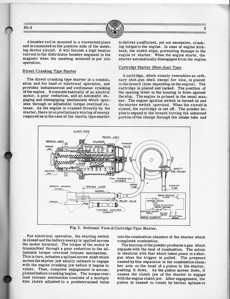 Airplane Engine Manual - 3