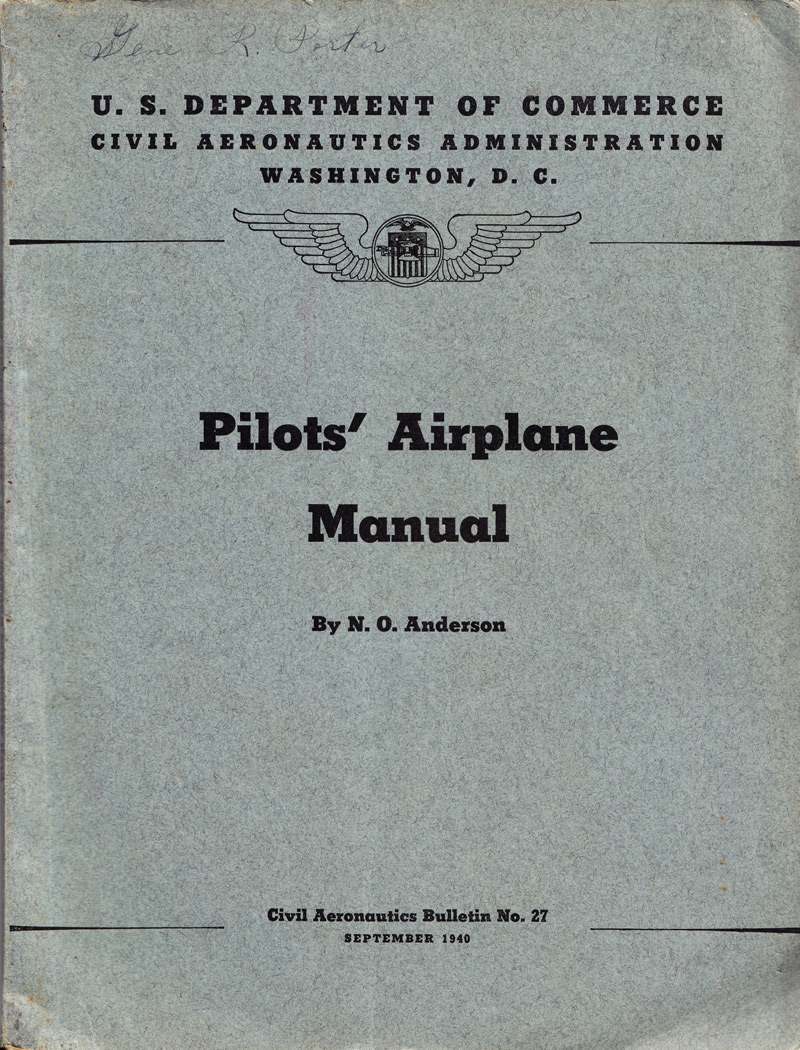 Airplane Manual - 1