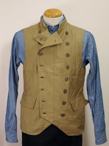 Engineered Garments Chelsea Vest - 1