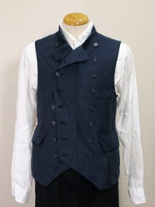 Engineered Garments Chelsea Vest - 3