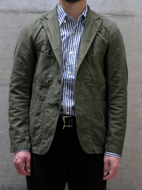 Engineered Garments Bedford Jacket Cotton 1