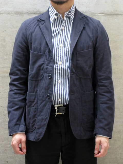 Engineered Garments Bedford Jacket Cotton 2