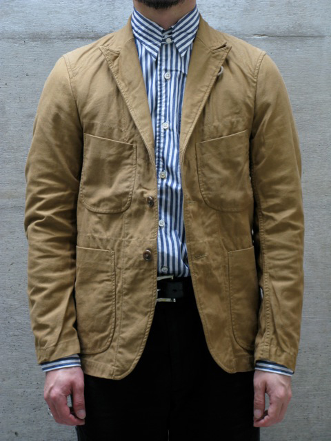 Engineered Garments Bedford Jacket Cotton 3
