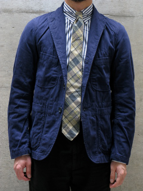 Engineered Garments Bedford Jacket Cotton 4