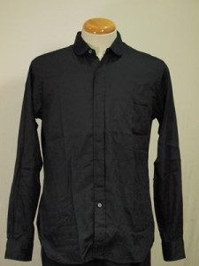 Engineered Garments Dobbie Cloth Round Collar Shirt