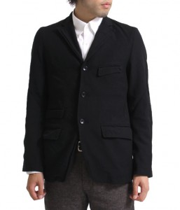 Engineered Garments Andover Jacket Wool Serge