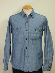 Engineered Garments Chambray Workshirt