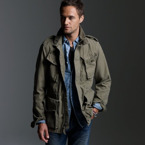Jcrew Fatigue jacket