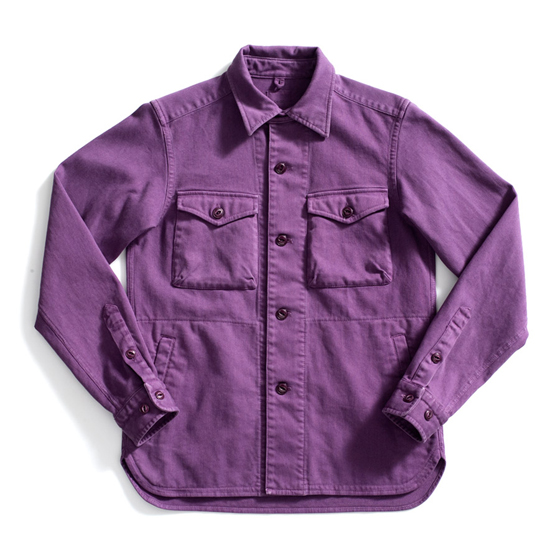 ts(s) purple shirt jacket