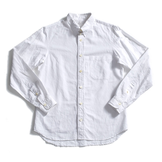 ts(s) white oxford shirt