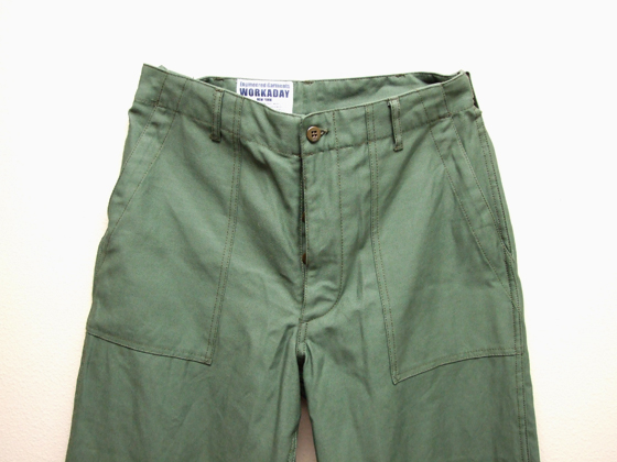 Engineered Garments Workaday Fatigue Pants