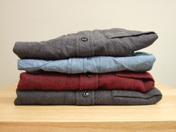 Engineered Garments FW2009 Workshirts