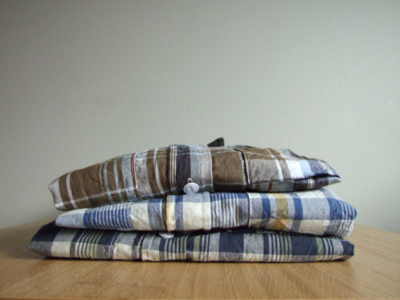 Engineered Garments Plaid Workshirts