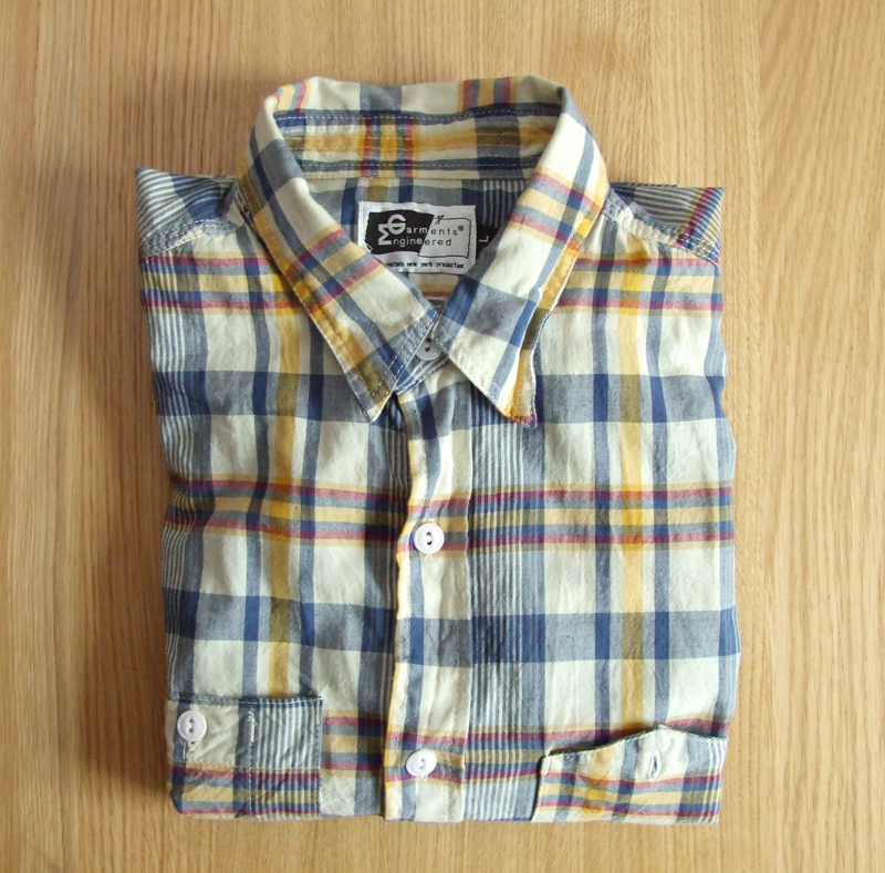 Engineered Garments Plaid Workshirt
