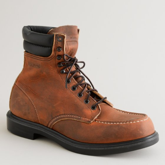 J.Crew Redwing Work Boots