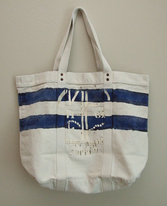 Mister Freedom Mariners Tote for J.Crew - 1