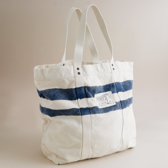 Mister Freedom Tote for J.Crew Back View