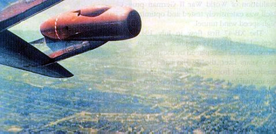 Boeing 707 Prototype Barrel Roll