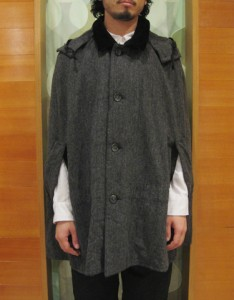 Engineered Garments FW2009 Cape 2