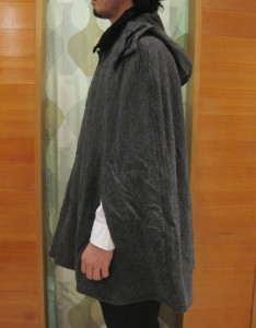 Engineered Garments FW2009 Cape 3