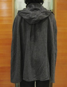 Engineered Garments FW2009 Cape 4