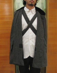 Engineered Garments FW2009 Cape 5
